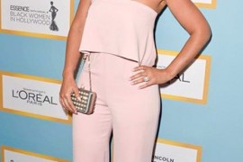 Evelyn Lozada moore jumpsuit