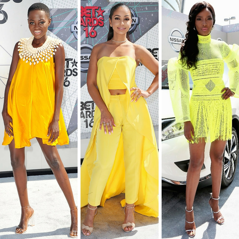 BET Awards - Trend Alert NO LOGO