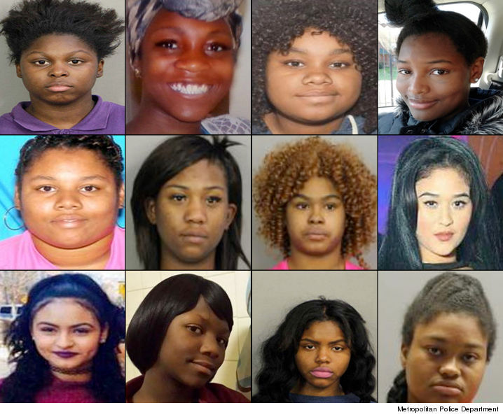 DC Missing girls